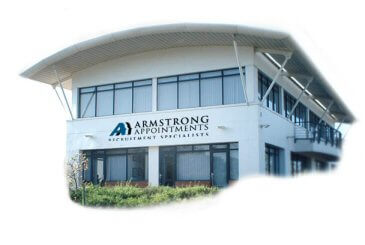 Armstrong Appointments building