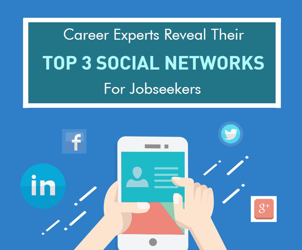 job hunting using social media