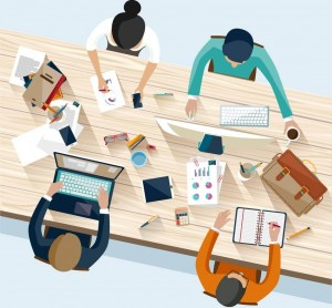 Meeting good workplace relationships